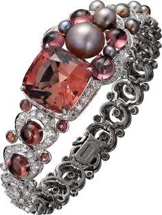 Bracelet Haute Joaillerie CARTIER