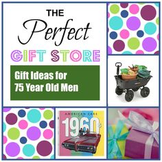 Best Gifts For 75 Year Old Men