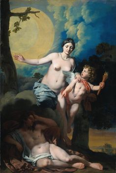 Diana - Life and Paintings of Gérard de Lairesse (1640 – 1711)