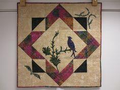 Birds Eye View #9052 29x29 $150.00
