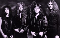 How Metal Blade Founder Hooked Metallica Up With Cliff Burton, Jason Newsted Metallica, Rock N Roll, Seek And Destroy, Jason Newsted, Cliff Burton, Guitar Riffs, Ride The Lightning, Robert Trujillo, Today In History