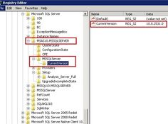 Find the SQL Server Analysis Services and Reporting Services Version, Edition and Service Pack
