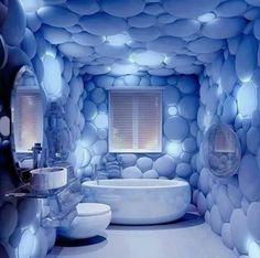 Bu banyodan asla çıkmam. ..:-)
