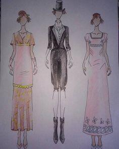 """#fashion #style #design #fashiondesigner #designer #student #studentasfashiondesigner #hungarian #illustration #fashionillustration #inspiration…"""