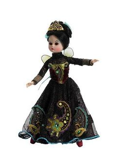 Carabosse Ballerina  10'' Madame Alexander Doll NRFB Limited Edition #MadameAlexander