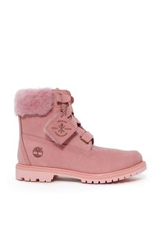 TIMBERLAND OPENING CEREMONY WOMEN'S WATERBUCK CONVENIENCE BOOTS. #timberland #shoes #