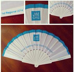 Souvenir idea for international convention