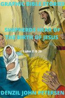 Shepherds hear of the birth of Jesus., an ebook by Denzil Petersen at Smashwords Birth Of Jesus, Bible Stories, Places, Books, Libros, Book, Book Illustrations, Lugares, Libri