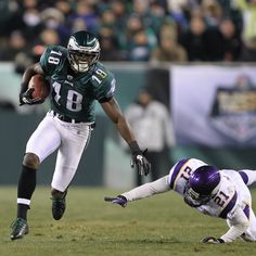 2013 Week 15: 12/15 A matchup in Minnesota. #Eagles @ #Vikings.