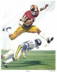 Larry Brown Artwork. Fernando Crow · Washington Redskins 39b4e55d7