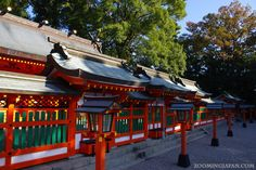 Kumano Hayatama Taisha in Wakayama Prefecture is part of a UNESCO World Heritage Site: #Japan #Kansai