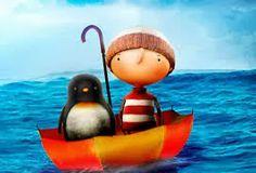 En búsqueda. Crónica de un viaje a Ítaca: 25 Niñ@S y un pingüino. Carta a Ignacio Wert.
