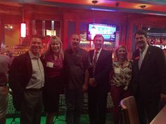 We had a blast at our Business After Hours event at Cabo Flats - West Palm Beach.  André Varona (Varona Consulting), Rachel Ricci (Broad and Cassel), JD Herlache (Gavco Electric Contractor), Chip Morris (TD Bank), Dawn Cirone (Glow with Oils), Michael Athmer (Human Capital) #chamberpalmbeaches
