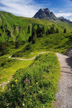 Austria Travel Inspiration - Vorarlberg, Austria