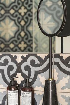 bathroom designed by Christine Leja