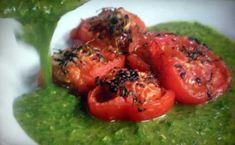 Nigel Slater's Basil Tomatoes