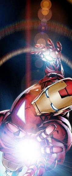 Iron Man by Carlo Pagulayan *