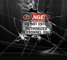 nice Do Not Enter