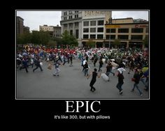 Epic - 300 [with pillows]