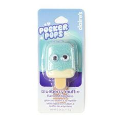 pucker pops blueberry muffin lip gloss | Claire's