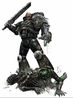 Deathwatch necron killer