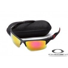 9a05d85912 Oakley Half Jacket 2.0 Sunglasses Matte Black Frame   Fire Iridium Lens