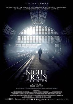 "Mélanie Laurent | ""Night Train to Lisbon"" 2013"