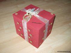 Adventskalender Geschenk
