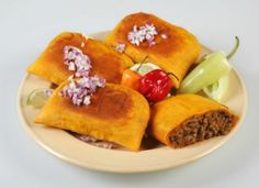 This page contains beef empanada recipes. Make some savory meat or vegetable empanadas to serve with your favorite meal or as an appetizer.