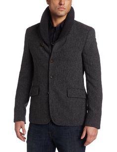 81b7eea498d648 Amazon.com  Ted Baker Men s Balmoni Shawl Collared Jacket