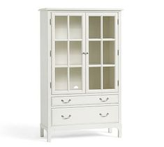 Add storage to your home office with shelves and bookcases from Pottery Barn. From floating shelves to bookcases with drawers our quality pieces are expertly crafted. Cheap Bedroom Furniture, Cool Furniture, Urban Furniture, Furniture Storage, Furniture Outlet, White Furniture, Furniture Plans, Pottery Barn Bookcase, Tempered Glass Door