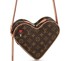 """Ever since the anticipated Louis Vuitton cruise 2021 collection pre-view hit the internet, my heart skipped a beat! There is something quite alluring with Nicolas Ghesquière new playful cruise collection """"Game On."""" I understand this collection will not be to everyone's taste, but there are some key pieces, which will be super desirable, and are my top picks - New Handbags, Luxury Handbags, Leather Chain, Leather Pouch, Louis Vuitton Collection, Cruise Collection, Beautiful Bags, Handbag Accessories, Louis Vuitton Monogram"""