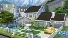 La Bretonnaise - Maisons - L'UniverSims