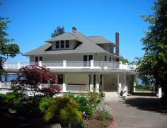 My very Favorite Bed and Breakfast ever!!!! Cedar Cove Inn (Port Orchard, WA)