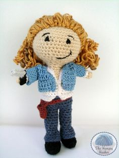 The Hungry Hooker: First Post and a Geeky Give Away - a River Song doll?!  My Whovian heart delights...