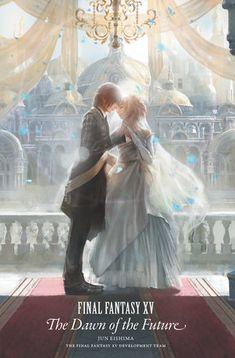 Final Fantasy Xv, Fantasy Art, Super Nintendo, Noctis And Luna, Festivals, Noctis Lucis Caelum, Last Of Us, The Legend Of Zelda, Twilight Princess
