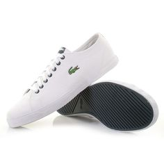 Lacoste Shoes- My Fav kind of shoes. Always last forever, comfortable, light, and stylish. Gotta go White.