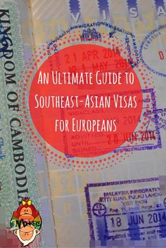 Looking for visa requirements can be like searching for a needle in a haystack. Different websites give you different information and often it is not up to date. To help you out, we have made the ultimate guide for tourist visas in South East Asia for Europeans.