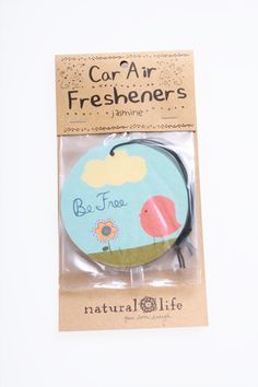 Be Free Air Freshener - The car never looked cuter or smelled better! Buy a three pack to share with friends or keep for yourself. Can even be used for school and gym lockers. Gym Lockers, Long Way Home, Car Freshener, Barware, Friends, School, Free, Amigos, Bar Accessories