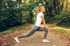 The 7 Hip Flexor Stretches Runners Should Do Runners Blueprint Hip Flexor Pain, Hip Flexor Exercises, Hip Stretches, Tight Hip Flexors, Hip Pain, Back Pain, Fitness Exercises, Fitness Tips, Hip Workout