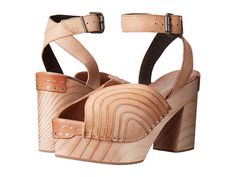 Free People Orion Clog Natural