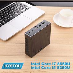 intel Core SSD Mini PC Windows 10 Pro Mini Computer Quad Core intel Kaby Lake R Core Wireless Barebone pc Barebone Pc, Xbmc Kodi, Windows 10, Quad, Core, Electronics Gadgets, Tech Gadgets, Mobile Security, Mini