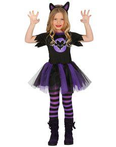 Kostium  wampirzyca tutu dla dziewczynki