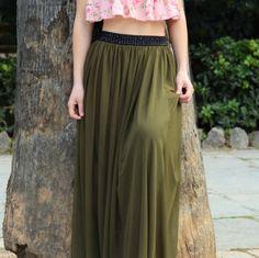 Giallardia Skirt