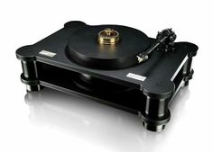 """Van Den Hul """" The Point One """" turntable high end audio audiophile"""