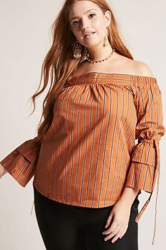 Product Name:Plus Size Off-the-Shoulder Top, Category:CLEARANCE_ZERO, Price:25