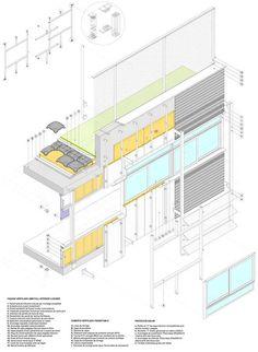 SUMO Arquitectes - Escuela en Poblenou, Barcelona