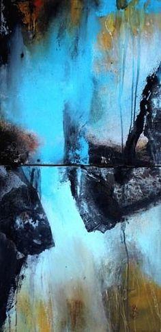 Agnes Lang Art Abstract art Miscellaneous Landscapes Contemporary Art: