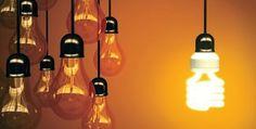 Idea Concept With Light Bulbs On A Orange Background Stock Photo . Orange Background, Rich People, Digital Marketing Services, Online Marketing, Marketing Consultant, Customer Experience, Customer Service, Mason Jar Lamp, Light Bulb
