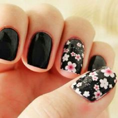   Nails I Love - FLOWERS   We Heart It